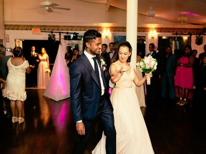 Tmx 1513659481896 Bridal Party Entrance Long Island City, NY wedding dj