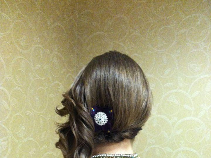 Tmx 1338840402281 Wedding1back Peabody wedding beauty