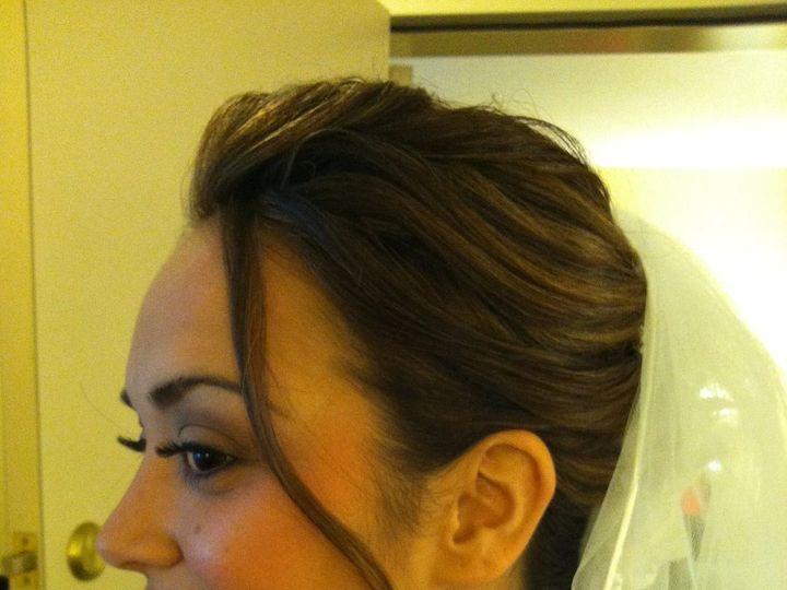 Tmx 1340648794389 Wedding3sidebride Peabody wedding beauty