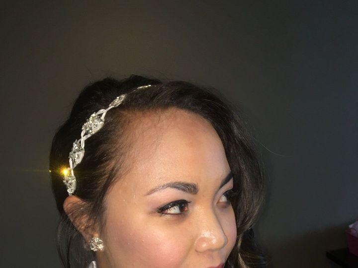 Tmx 1520958144 259627db7dccf154 1476646661357 Image Peabody wedding beauty