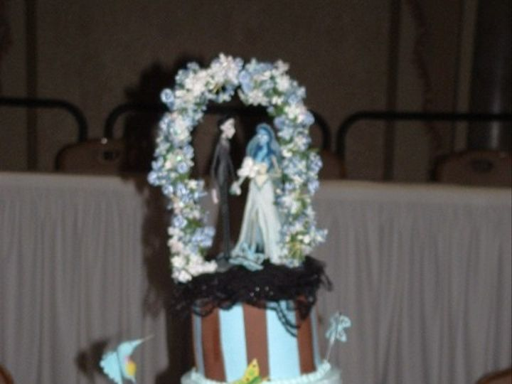 Tmx 1465511363591 Corpse Bride 2 Sykesville wedding cake