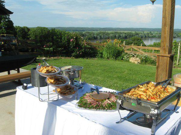 Tmx 1302187257425 IMG3949 Villa Ridge wedding catering