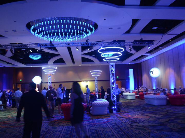 Tmx 1416526162861 Corporate Event Lighting 2 Orlando wedding eventproduction