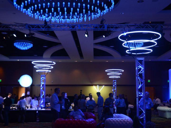 Tmx 1416526223818 Corporate Event Lighting 1 Orlando wedding eventproduction