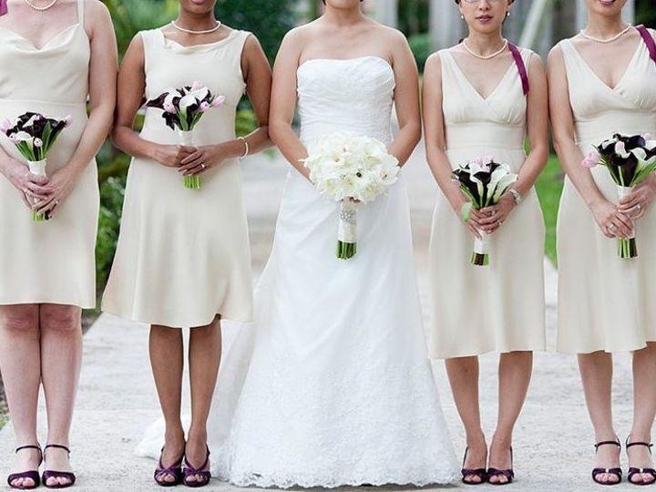 Tmx Bridal Party Florals 51 66526 1565640975 Boca Raton, Florida wedding florist