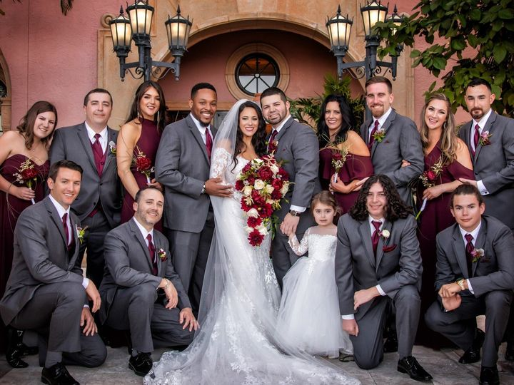 Tmx Wedding Florals 51 66526 1565380020 Boca Raton, Florida wedding florist