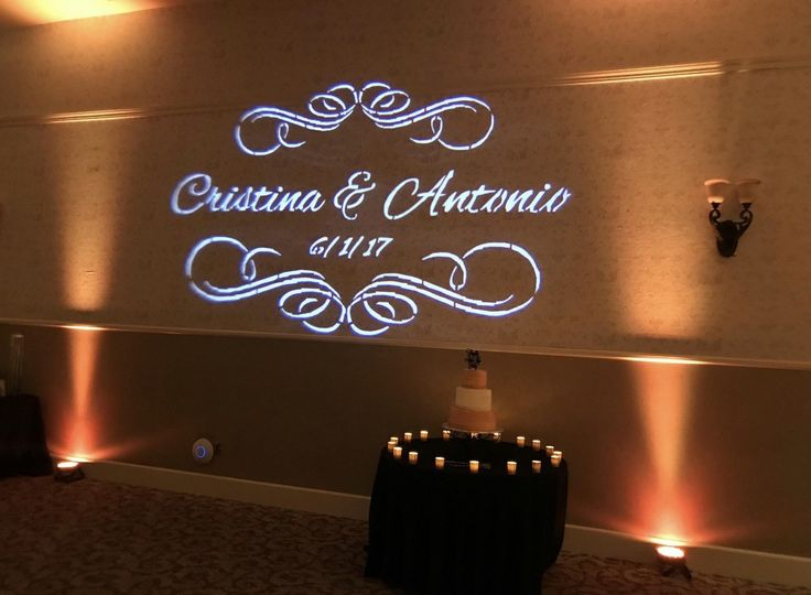 Monogram lights and lighting
