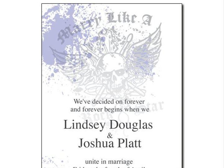 Tmx 1297713303151 1 Island Heights wedding invitation