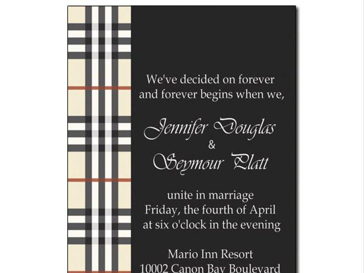 Tmx 1297713309964 5 Island Heights wedding invitation