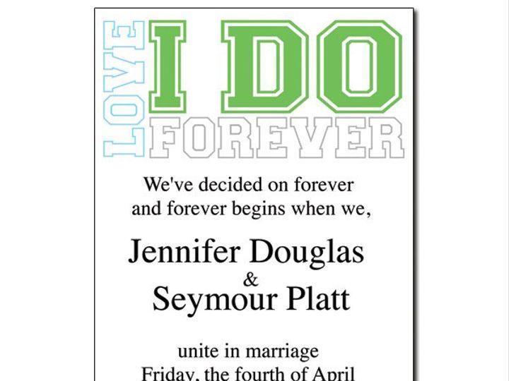 Tmx 1297713312745 7 Island Heights wedding invitation