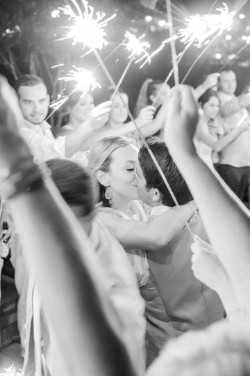 wedding sparkler exit maryland wedding photographer 51 569526