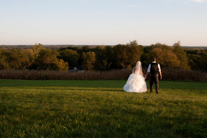 Orchard lane events couple | photography by crystal horton