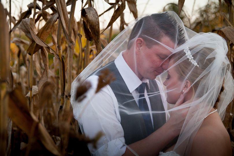 Bride & groom | crystal horton photography