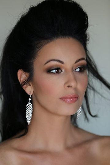 Elena cecan makeup