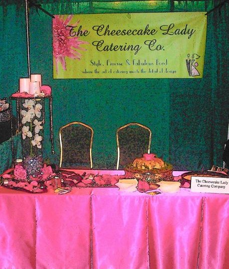 The Cheesecake Lady Catering Co.