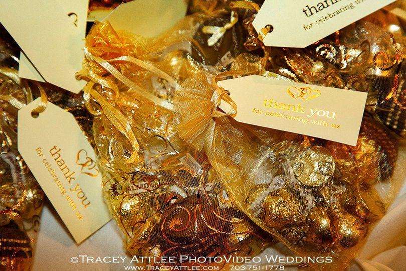 DC Wedding Sweet Favors