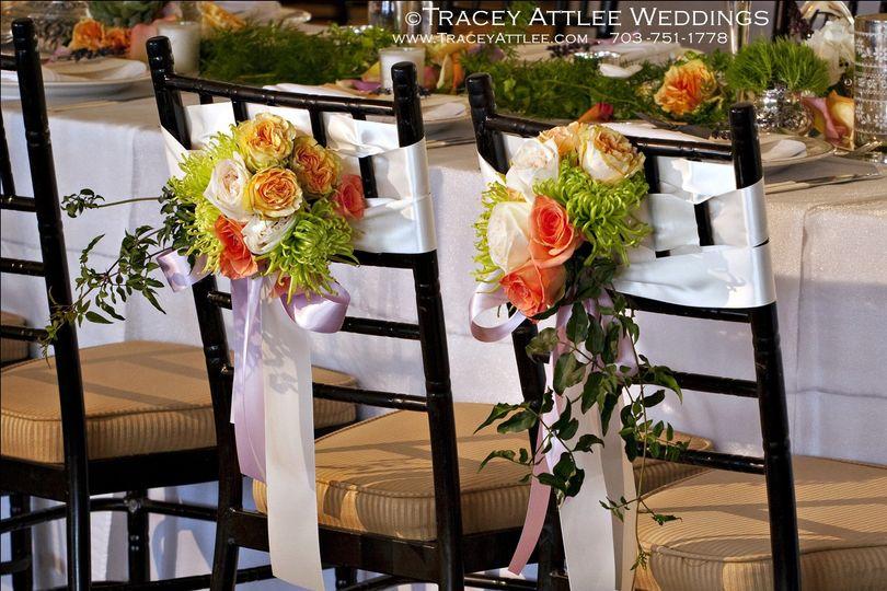 K Aubrey Flowers VA Wedding