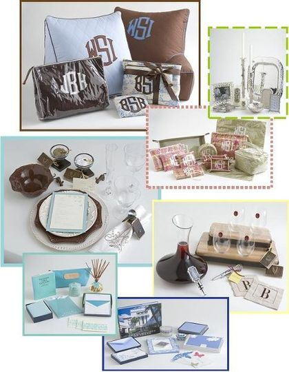 In addition to invitations, Write Selection offers an assortment of sophisticated and stylish gifts...