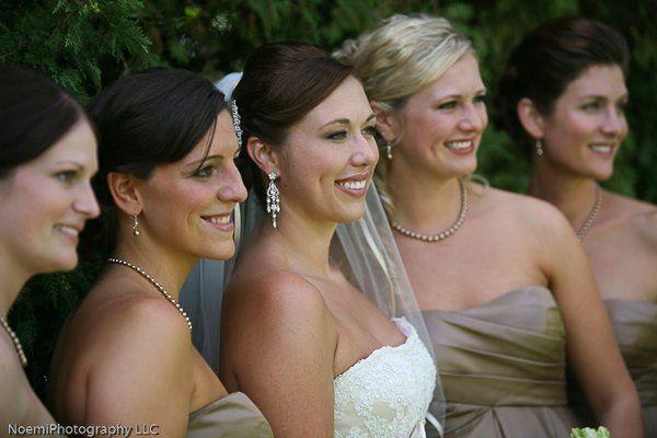 Beautiful wedding looks