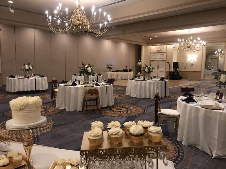 Dessert, Tables, Dance Floor