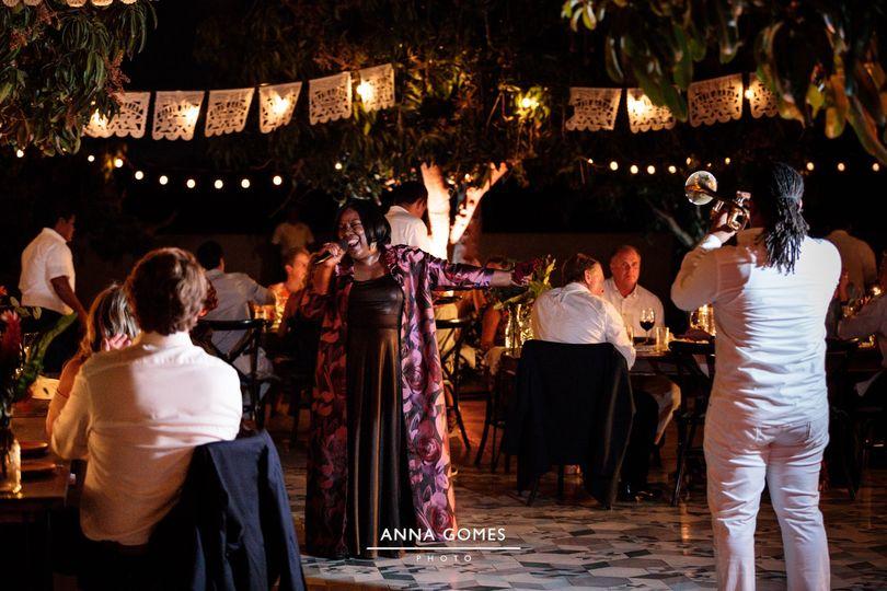 Wedding at Acre Baja, Cabo