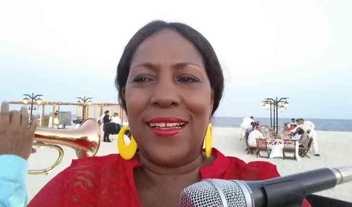 Rosalia de Cuba International Showband