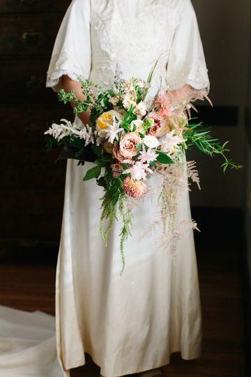 Bridal Bouquet | Raleigh