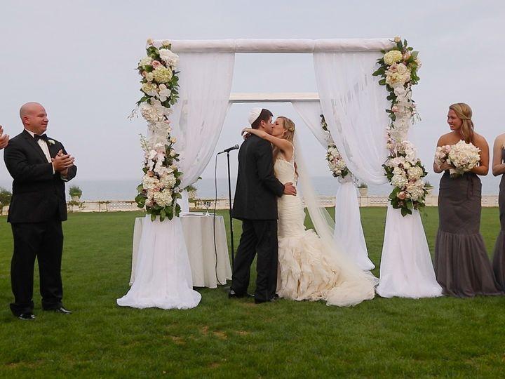 Tmx 1403714384945 Kissing Huppa New Bedford wedding videography