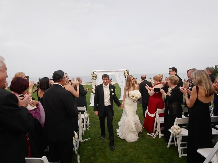 Tmx 1403714389684 Recessional New Bedford wedding videography