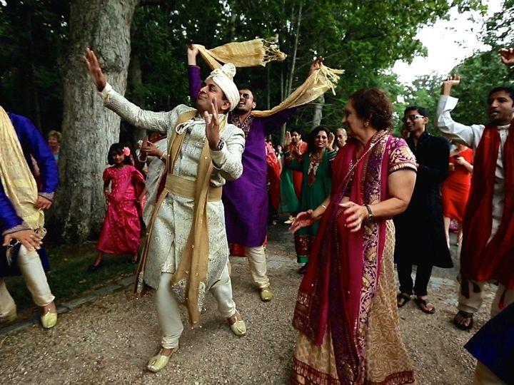 Tmx 1420607582326 Baraat Dancing Sonny New Bedford wedding videography