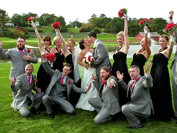 Tmx 1420607626782 Bridal Party New Bedford wedding videography