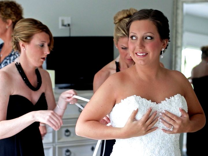 Tmx 1420607710035 Courtney In Dress New Bedford wedding videography