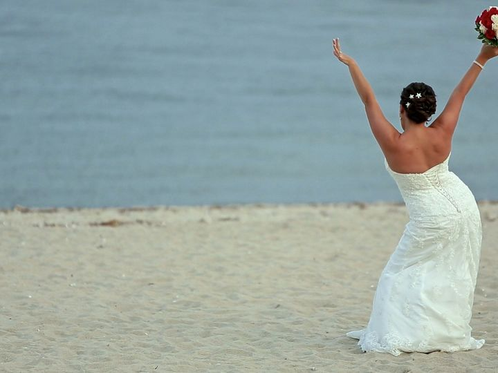 Tmx 1420607717730 Courtney On Beach New Bedford wedding videography