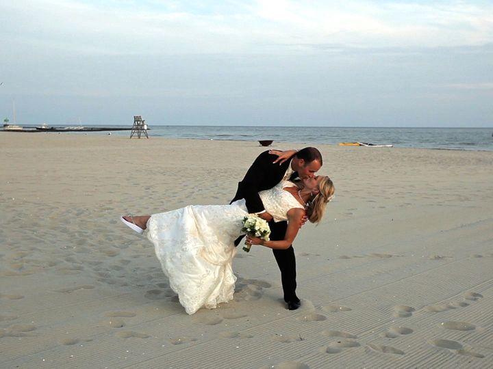 Tmx 1420607775731 Dip On Beach New Bedford wedding videography