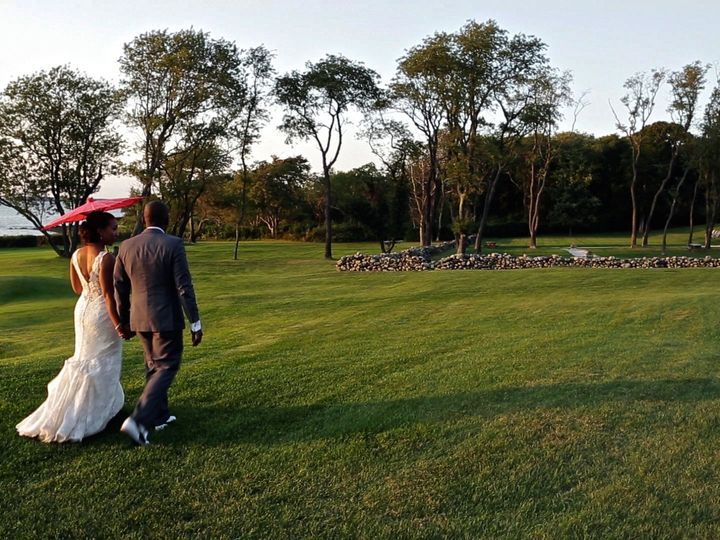 Tmx 1420607969257 Kendra Max Walking New Bedford wedding videography