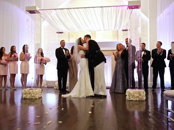 Tmx 1420607978168 Kiss At Ceremony New Bedford wedding videography