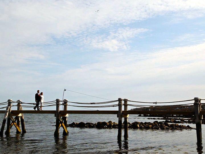 Tmx 1420608046648 Lori  Seans Dock New Bedford wedding videography