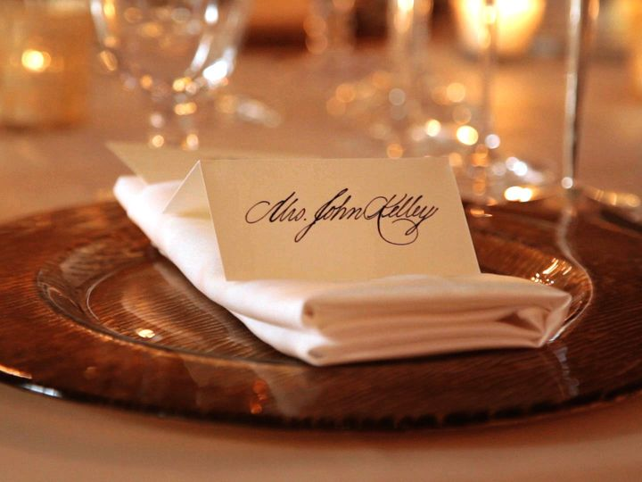 Tmx 1420608089073 Place Card New Bedford wedding videography