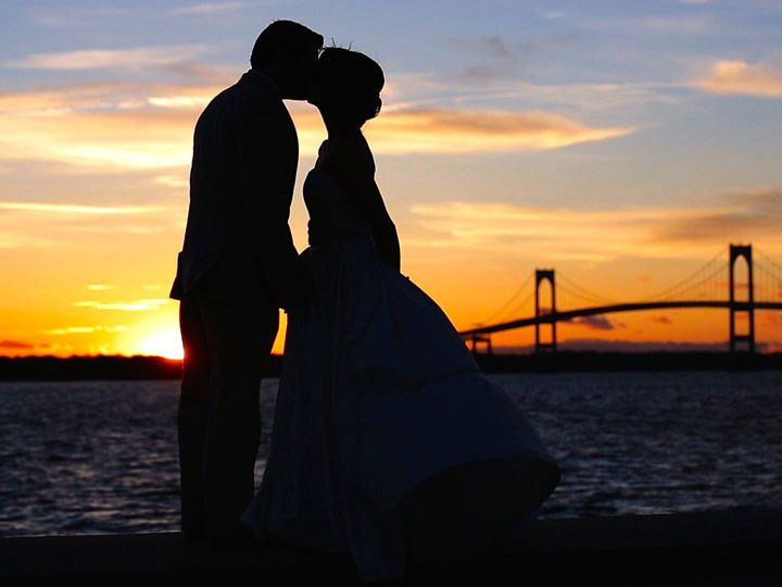 Tmx 1420608149907 Silhouette New Bedford wedding videography