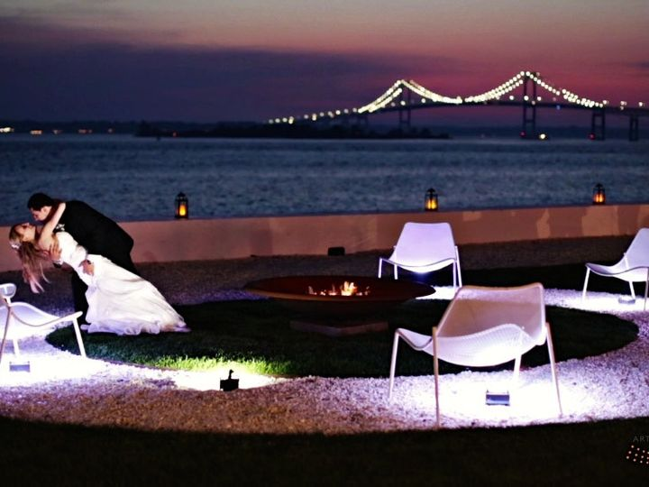 Tmx 1420608212986 Sunset Newport Bridge Dip New Bedford wedding videography
