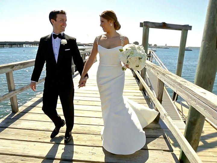 Tmx 1420608239781 Walking On Dock New Bedford wedding videography