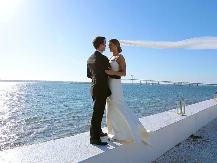 Tmx 1420608254953 Wide Shot Belle Mer 2 New Bedford wedding videography