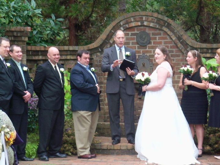 Tmx 1362147024489 1001133 Southern Pines, North Carolina wedding officiant