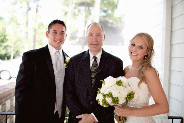 Tmx 1422384644426 Andy And Lindsey Southern Pines, North Carolina wedding officiant