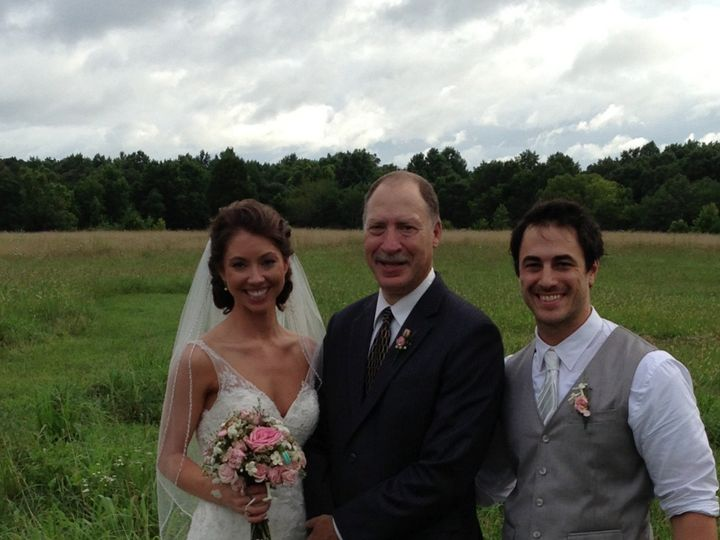 Tmx 1422384659460 Ashley And Jon Southern Pines, North Carolina wedding officiant