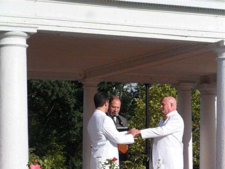 Tmx 1432305815052 Jeffandjosh Southern Pines, North Carolina wedding officiant