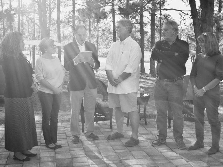 Tmx 1432305918192 Sam And Lori 2 Southern Pines, North Carolina wedding officiant