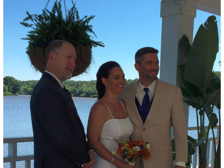 Tmx 1487776136239 Beautiful Wedding Southern Pines, North Carolina wedding officiant