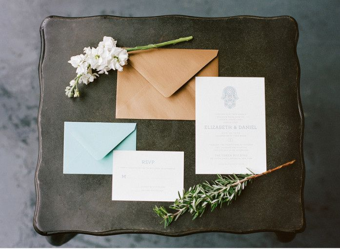 Tmx 1461276299469 Green Building Invitation Suite Brooklyn wedding florist