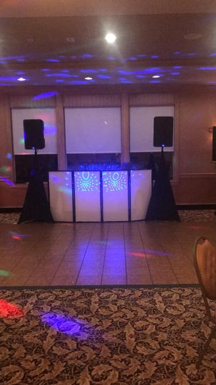 Company party Basic Set up